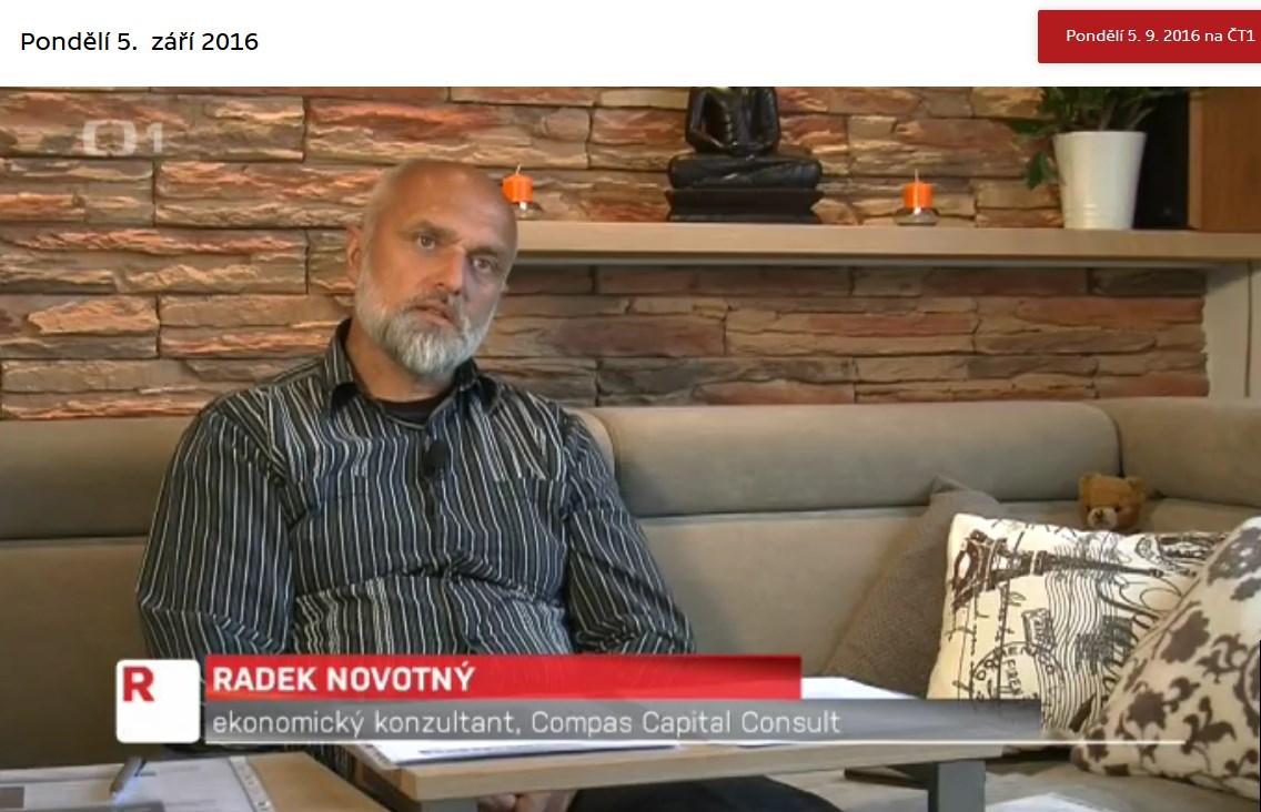 REPORTÉŘI ČT 5.9.2016: Boj o vodu – tunel Vodovody a kanalizace Zlín