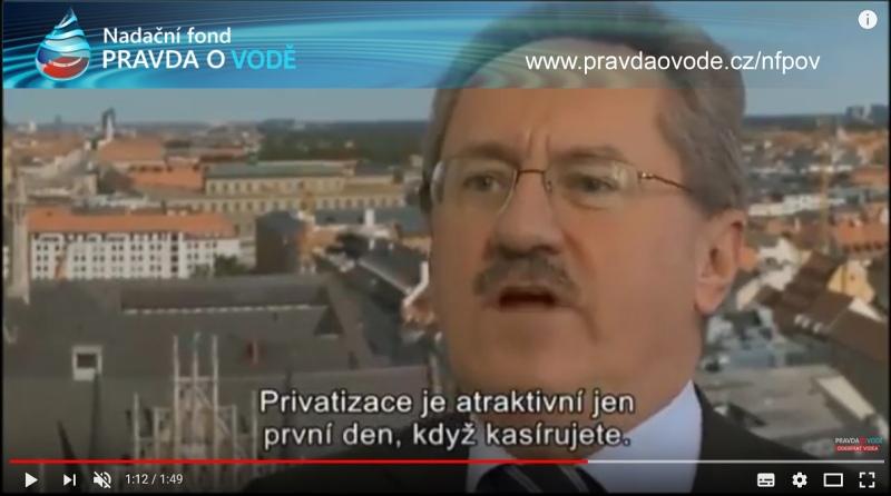 Privatize je atraktivní pro město jen první den ....