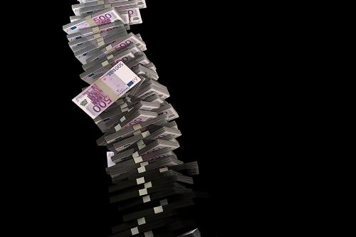 Peníze tečou do zahraničí