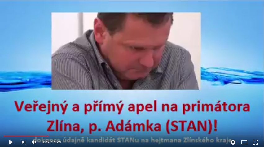 apel na Adámka