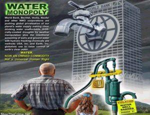 Šéf Nestlé: Voda není lidským právem, měla by se privatizovat