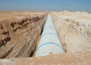 Novodobá válka o vodu: Převratný vodní projekt, který mohl změnit vše…