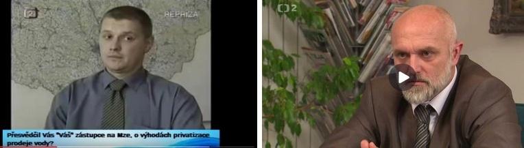 """Korupce a nevědomost, to byl a je motor """"privatizace"""" českého vodárenství"""