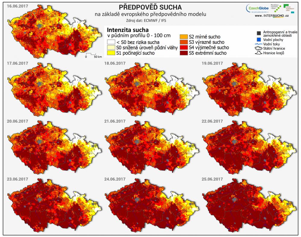Končí v Česku vodní blahobyt? Vodu z přírody vyhání hospodaření na půdě