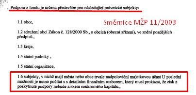 SMERNICE 11-03-OPRAVNENI