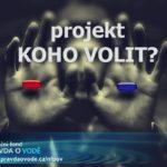 NFPOV: Projekt pro občany VODA A KOHO VOLIT?