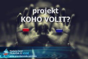 Reakce NFPOV na místopředsedu KDU- ČSL, p. Bartoška, k otázce, kdo mám mít v ČR v rukou správu vody