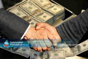 Princip provozních smluv s cizinci vyvádějící zisky z vody do zahraničí je prostý a …
