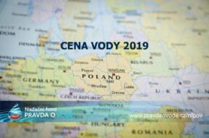 Kolik stojí 1m3 vody v Polsku? Ceny vody v roce 2019 v Polsku