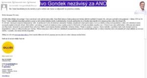 Gondek-odpoved