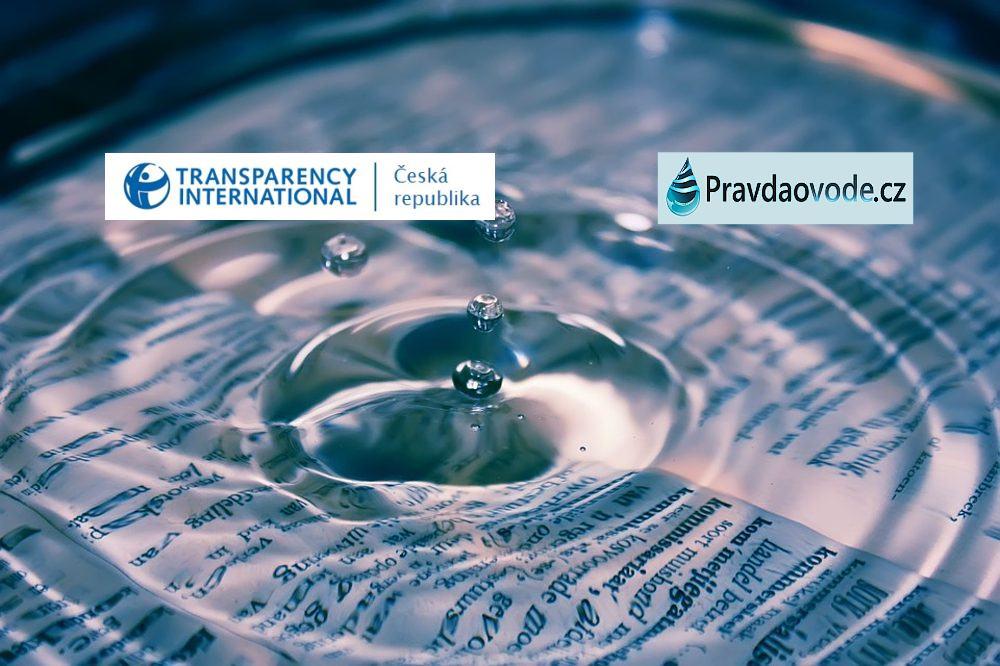 """Transparency International: """"Privatizace"""" vodárenství v ČR aneb Kam odtékají zisky"""