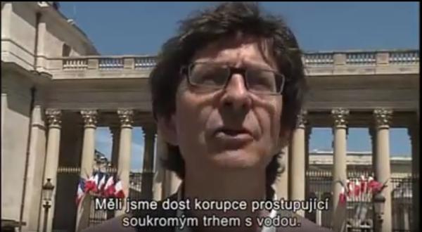 Díky čemu a jak se dostala česká voda, resp. její správa do rukou cizinců?