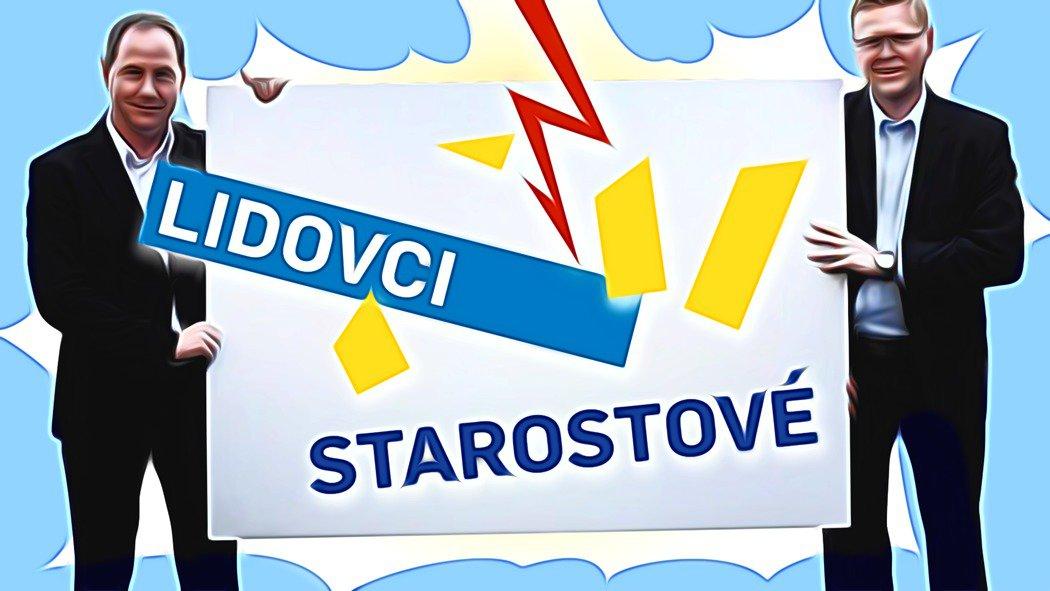 Se starosty chceme dosáhnout 15 procent, řekl Bartošek KDU-ČSL