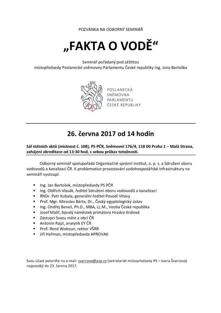 FAKTA O VODĚ_pozvánka na seminář PS PČR (4)