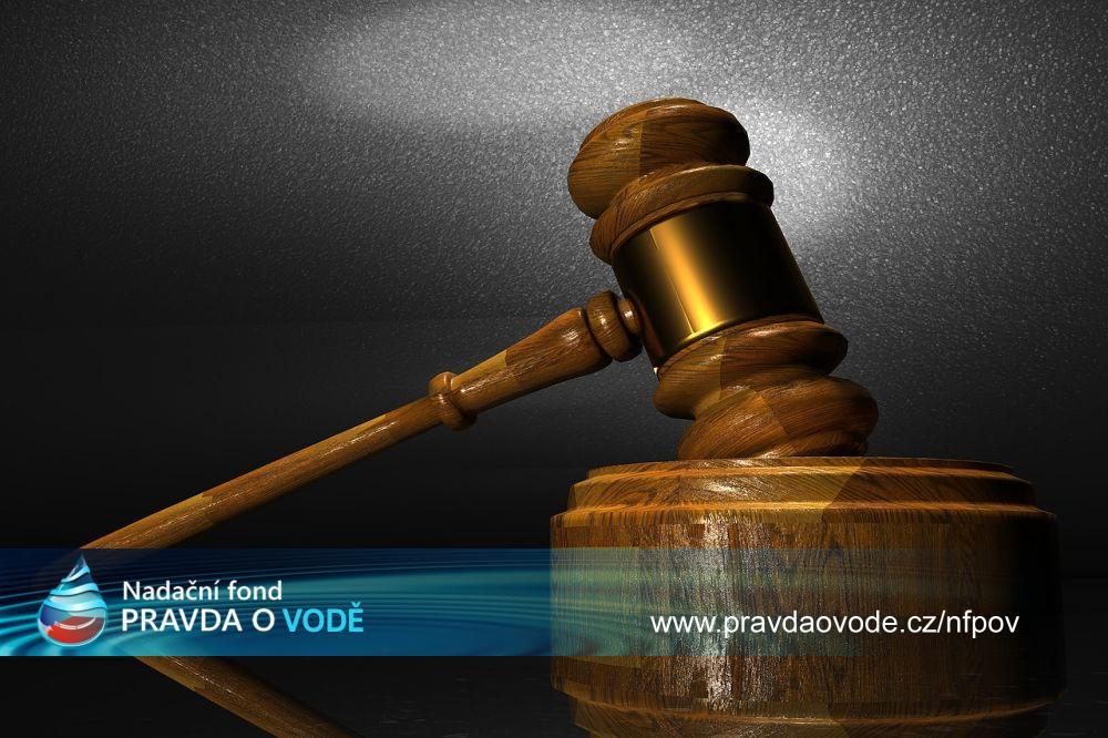 Ústavní soud rozhodl ve věci mé žaloby o tunelování Vodárny Kladno-Mělník