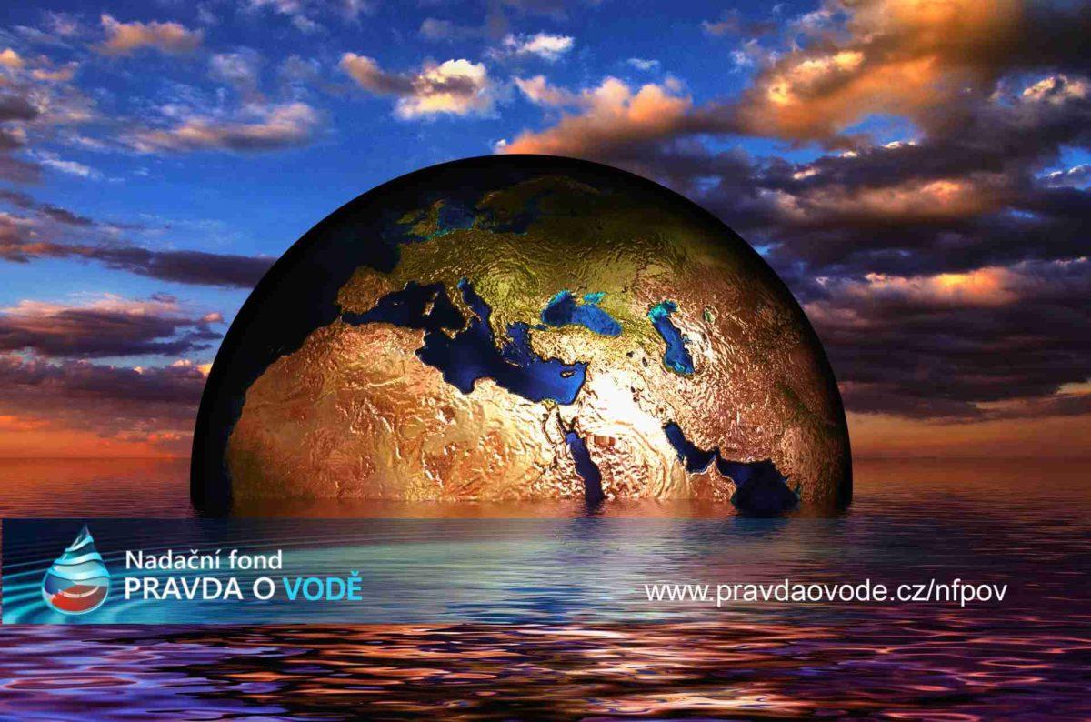 NFPOV uzavírá 3 letý projekt: CHARTA VODA 300 – VODA JE ŽIVOT – VODA A KOHO VOLIT?