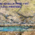 Politici, strany, vlády ČR a ministerstva byli předem upozorněni, co se kolem vody a vodáren páchá