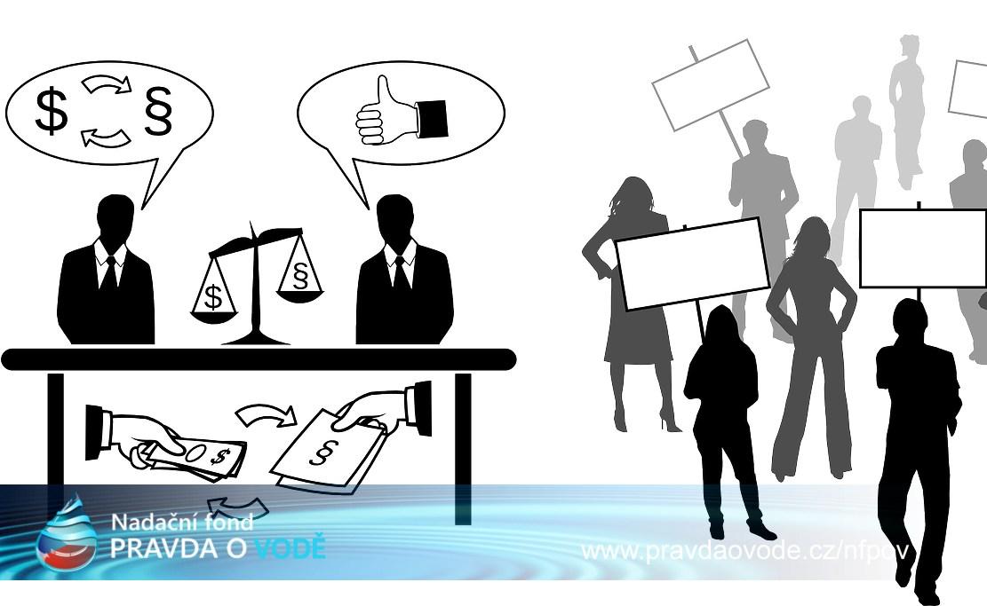 Česká justice: Korupce roste, zasahuje soudce i poslance