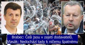 Nesouhlasíme: Vodné a stočné u nás není drahé, říká p. Oldřich Vlasák (bývalý ODS)