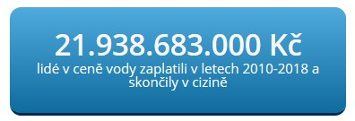 POV: odteklo 22 miliard