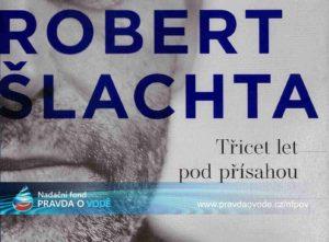 Kniha R. Šlachty mi objasnila, proč policie ČR nemá stejné výsledky v kauzách tunelování vodáren jako v zahraničí