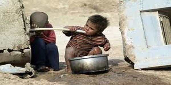 Nedostatek vody - voda není samozřejmost