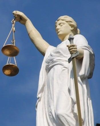 Voda a justice