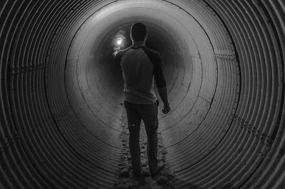 Tunel ve vodárně