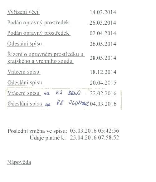 CCCs.r.o. x VaK Zlín (VH 30.4.2004) - přehled o průběhu řízení ke dni 25.4.2016_Stránka_3 - 500