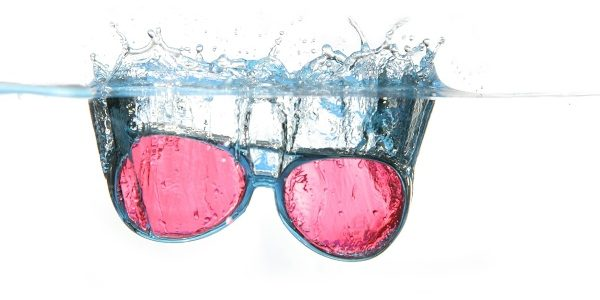 Nasaďte si růžové brýle a podívejte se na vodu