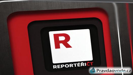 PRAVDA O VODĚ a REPORTÉŘI ČT